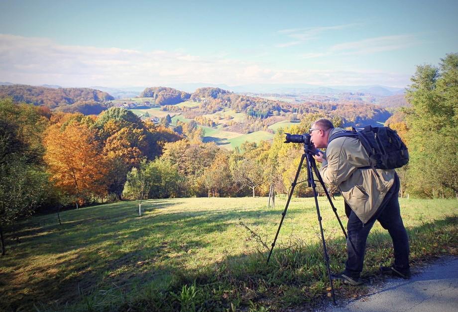 Slovenia. October.