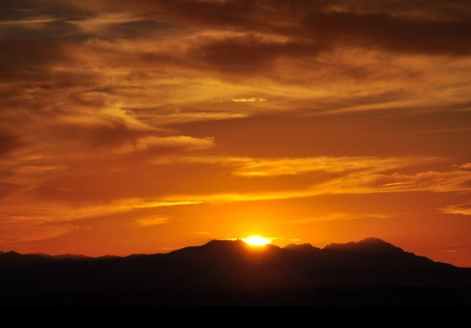 Arizona can compete with the finest Sunsets of all times.