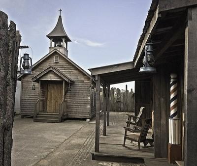 Cow Town Chapel & Barbershop