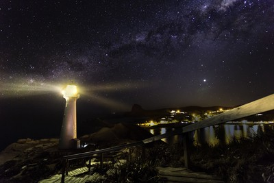 Castlepoint by Night