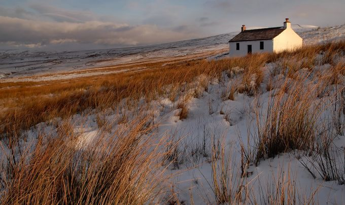 Winter at the Bothy by spikeyjohn - Around the World Photo Contest By Discovery