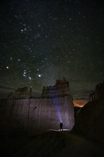Midnight Stargazer