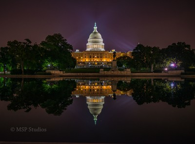 Reflections of the Capitol