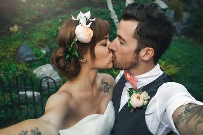 """Wedding """"Selfie"""""""