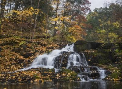 Zabriskie's Falls
