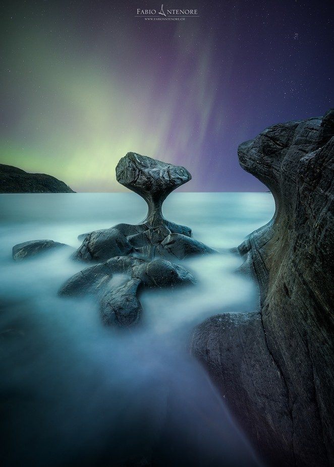 Stronger than Rocks by dustpixxByFabioAntenore - The Ocean Photo Contest