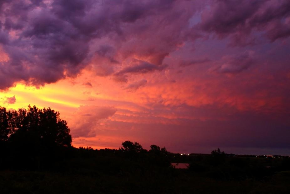Prairie Lakes Dawn