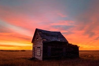 An Eastonville Sunrise