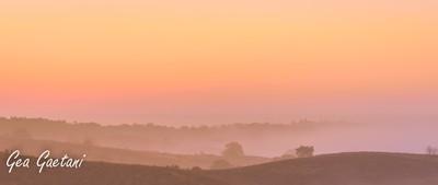 Posbank dawn