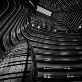 The amazing Marriott Marquis at Atlanta.  Architecture doesn't normally inspire me too much, but this place was an exception.  I had lots of...