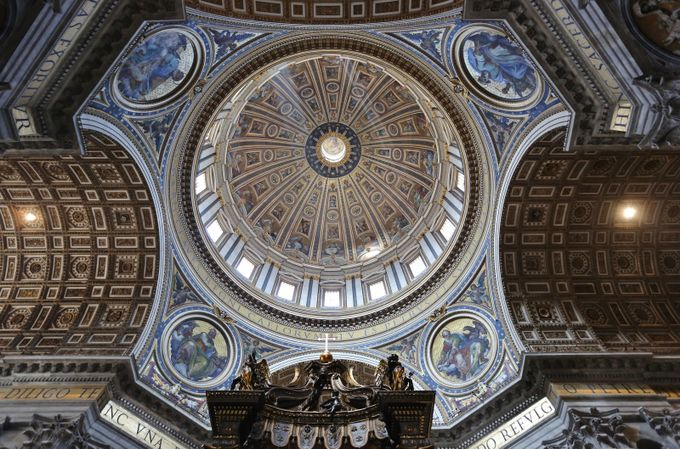 St Peter`s Cathedral by greghillman - High Ceilings Photo Contest