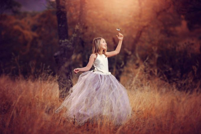 Beauty of innocence  by adelynbaber - Fairytale Moments Photo Contest