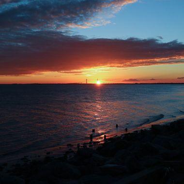St Simons Sunset