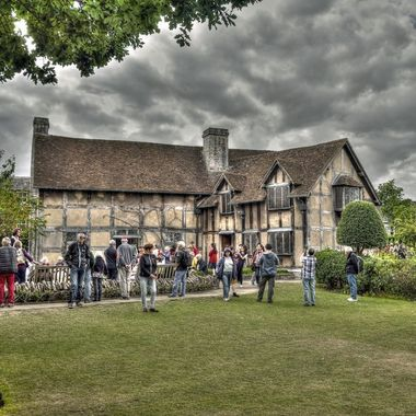 "Shakespeare's Family Home, Stratford-Upon-Avon - The ""Britain"" Collection"