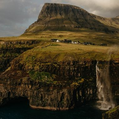 The very first time I saw a picture of this perfect village of about only 18 residents, I had to know where it was. I had never heard of the Faroe Islands before that day, and now, I'll never forget them.
