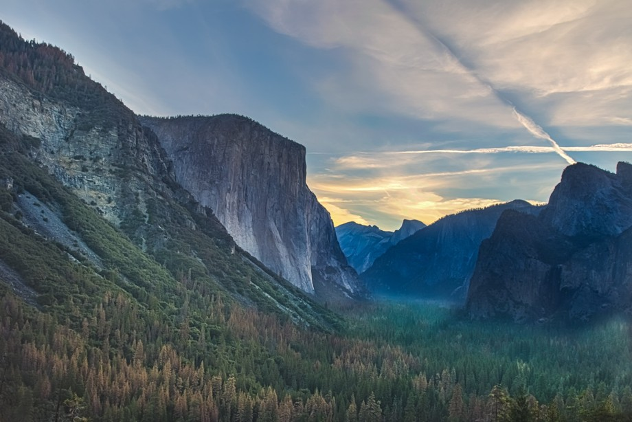 Early morning - Yosemite Valley
