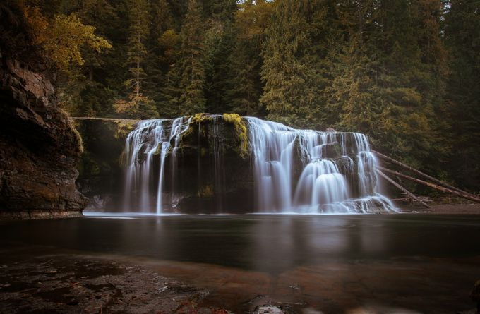 Lower Lewis Falls by DavidPriymak - Long Exposure Experiments Photo Contest