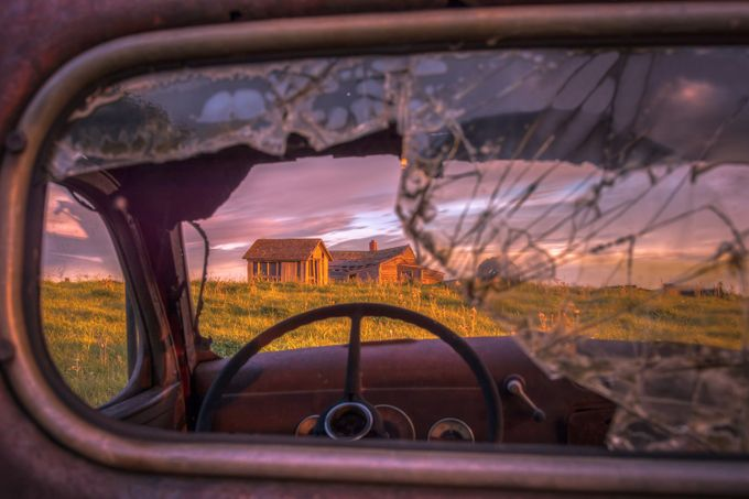 Lost in time!!!!! by erickgarza - Rural Vistas Photo Contest