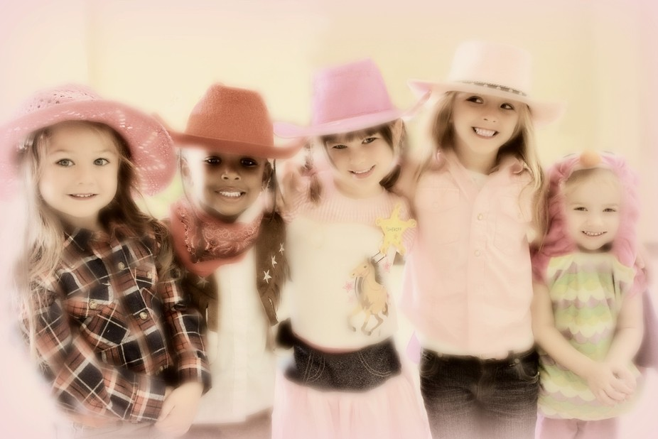 If Cowgirls Ran the World, Stuff Would Get Done