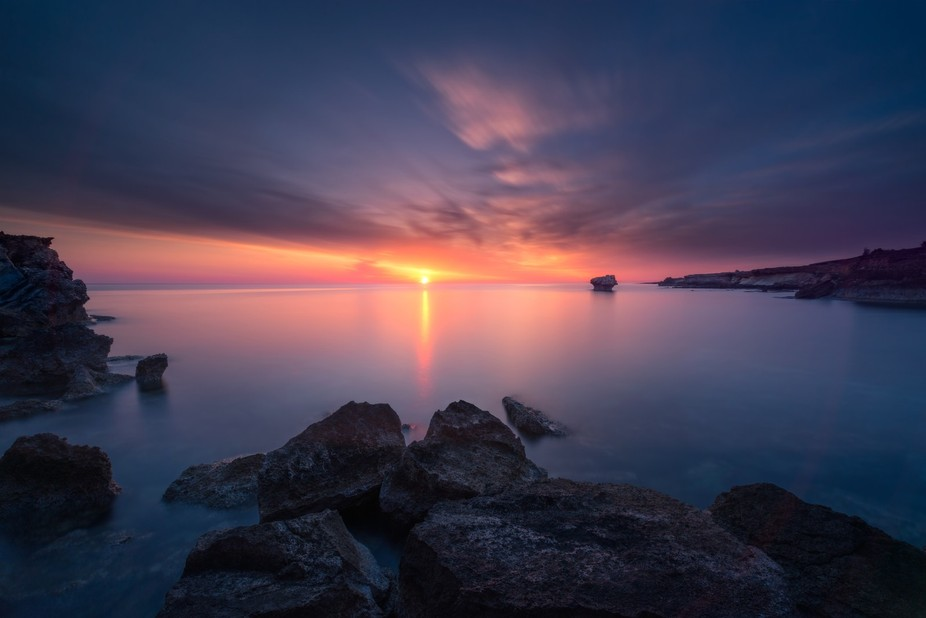 "This was taken at ""Protaras"" in Cyprus on a very special morning ! TPE (The Pho..."