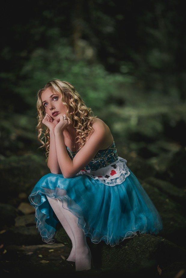 Alice in Wonderland by HRImages - A Fantasy World Photo Contest