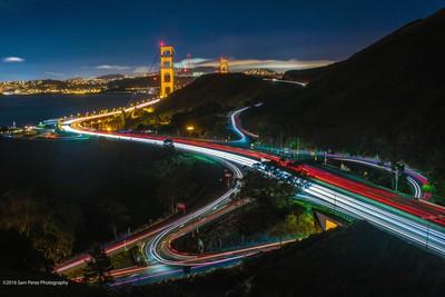 Golden Gate Bridge 10.26.16 (257)-2  13x19.5 n