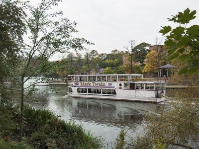 Autumn Riverboat