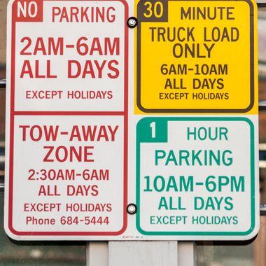Parking Math