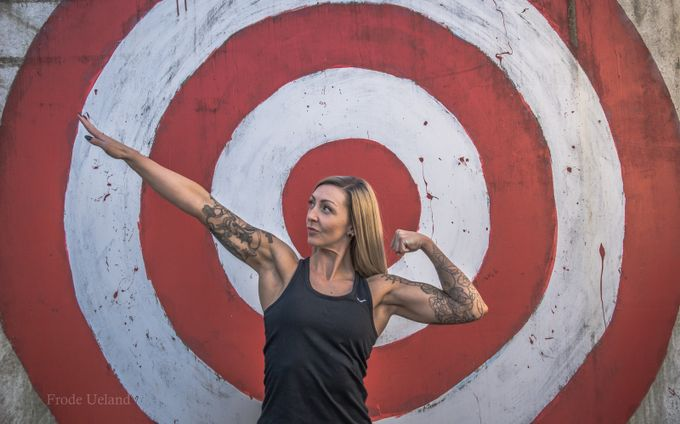Get fit  by frodeueland - 500 Tattoos Photo Contest