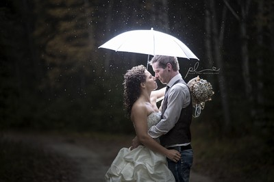 Married in the rain2