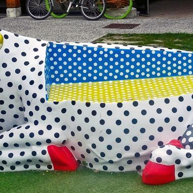 """""""Dotty"""" The Spotted Cow"""
