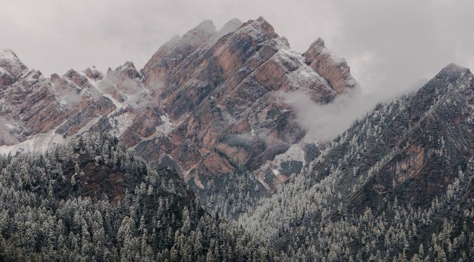 Fanes-Senes-Braies Natural Park, South Tyrol, Italy