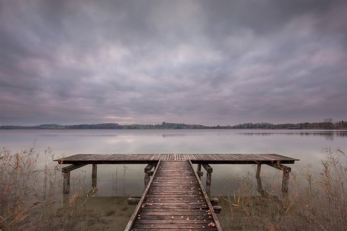 Melancholy by pixadeleon - Promenades And Boardwalks Photo Contest