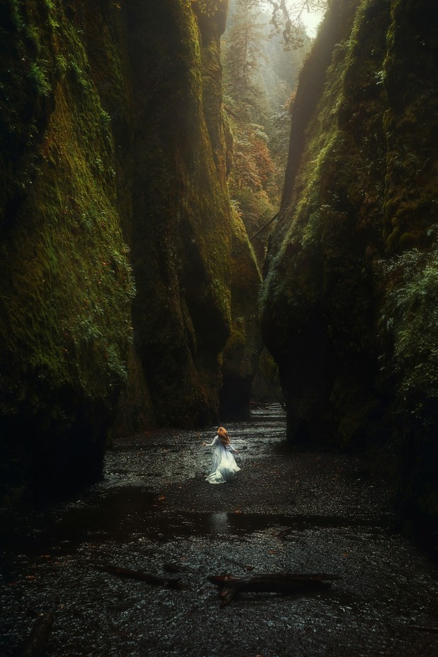 Runaway by Followmeaway - In the Center Photo Contest