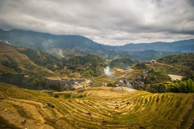 Longji by igorbabichenko - Rural Vistas Photo Contest