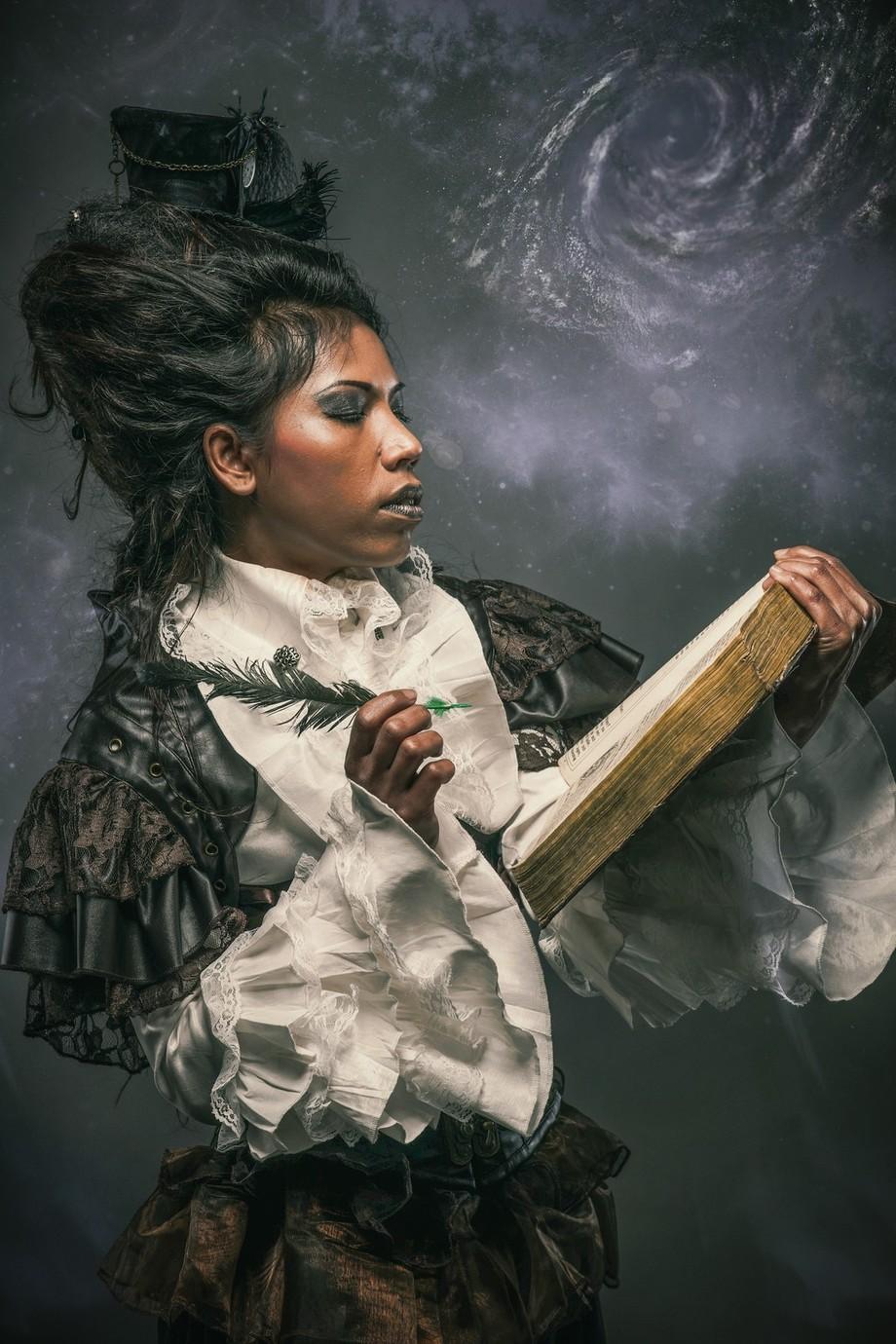 THE BOOK by KoreaSaii - A Fantasy World Photo Contest