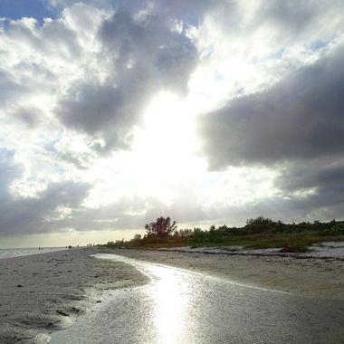 beach burst