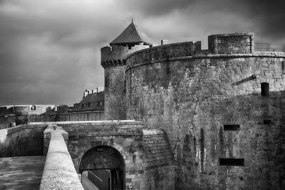 Castle Saint Malo, Brittany Coast