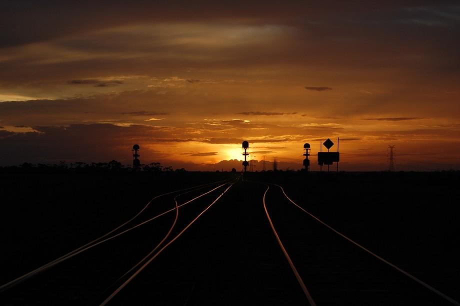 Gheringhap Sunset