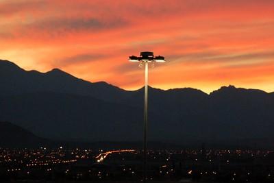 Lights of Mojave