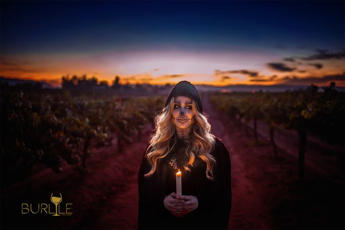 hot-seance by matthewburlile - Halloween Photo Contest 2017