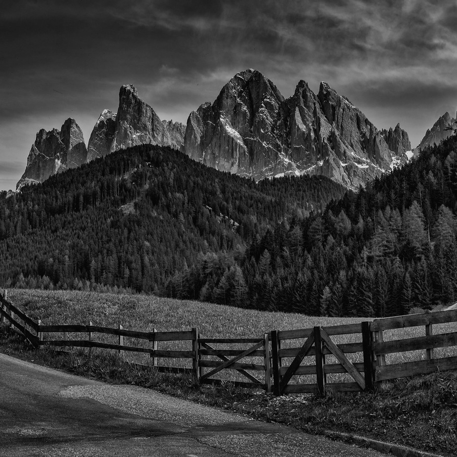 Once Started, Never Finished by jmurre - Black And White Landscapes Photo Contest