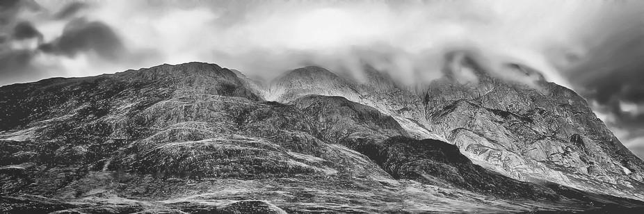 Bauchaille in the mist
