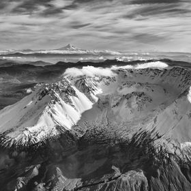 One of our friends recently bought a plane - and we had an opportunity to go flying with him on a recent afternoon over Mt. St. Helens. I grabbed...