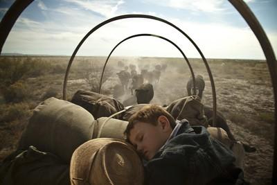 Sleepy Little Cowboy