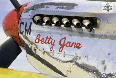 """""""Betty Jane"""""""