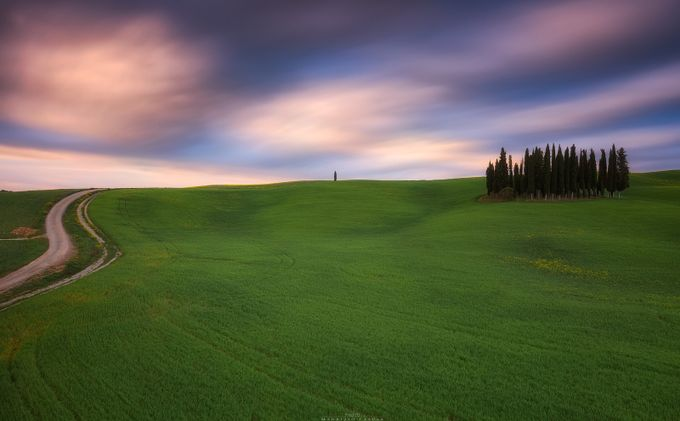 Val D'Orcia  by MaurizioCasulaPhoto - Country Roads Photo Contest