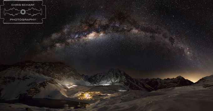 Andes Skies by rcscharf - The Milky Way Photo Contest