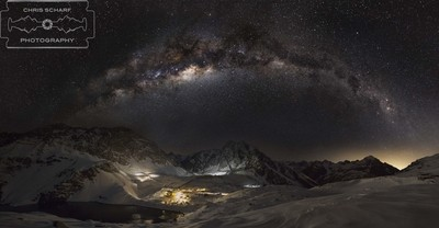 Andes Skies