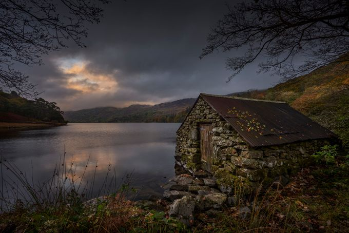 Wales_Boat_House by gilesrrocholl